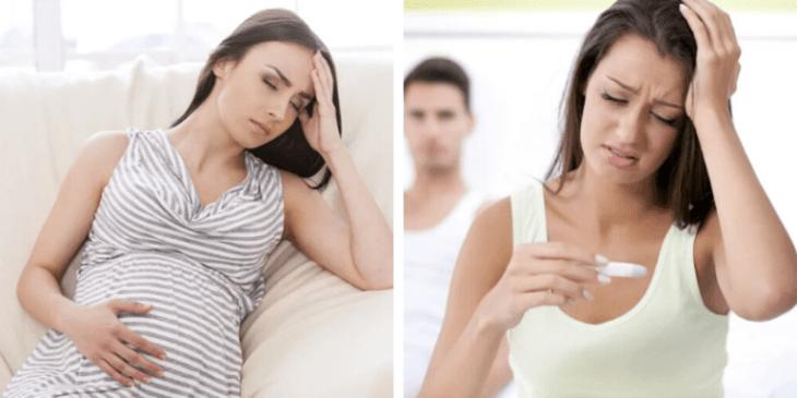 Гормоны у беременных