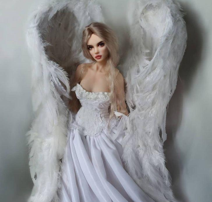 7. Мы не думали, что ангелы реальны, пока не увидели это.