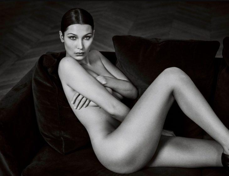 Белла Хадид горячие фото в обнажённом виде