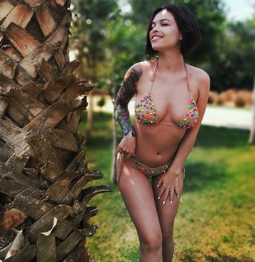Natali YAschuk v kupalnike 1 Горячие фото 2