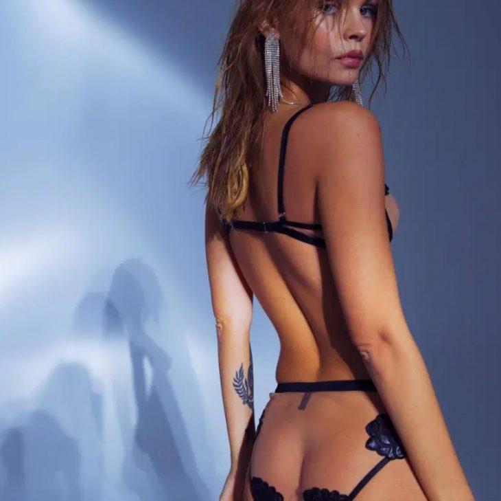 Анастасия щеглова горячие фото: фотосессия в нижнем белье