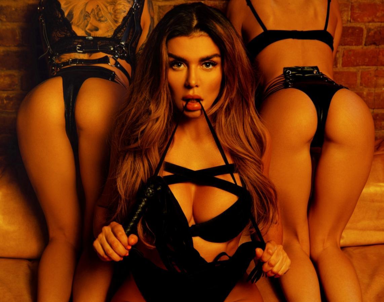 Анна седокова секси фото с голыми подружками (5)