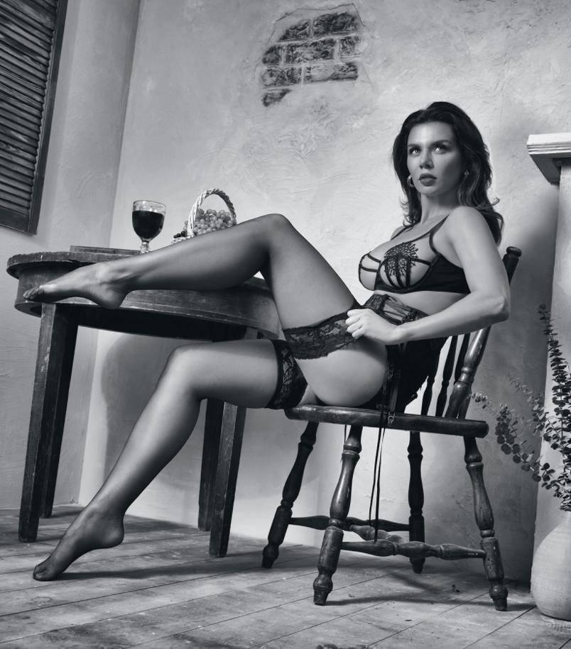 Анна седокова в нижнем белье (1)