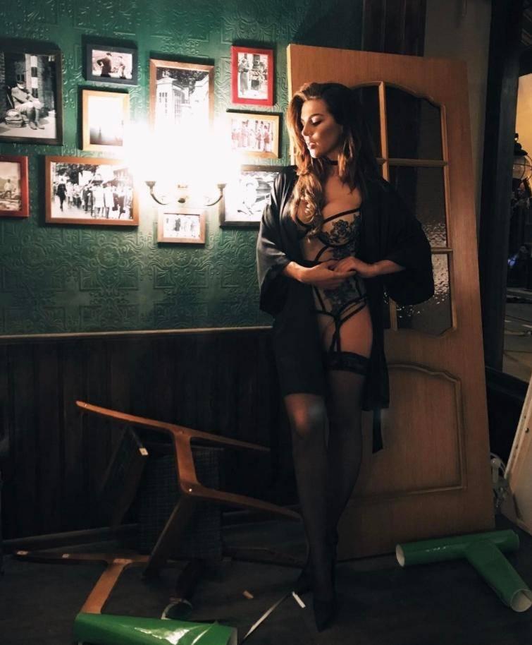 Анна седокова в нижнем белье (6)