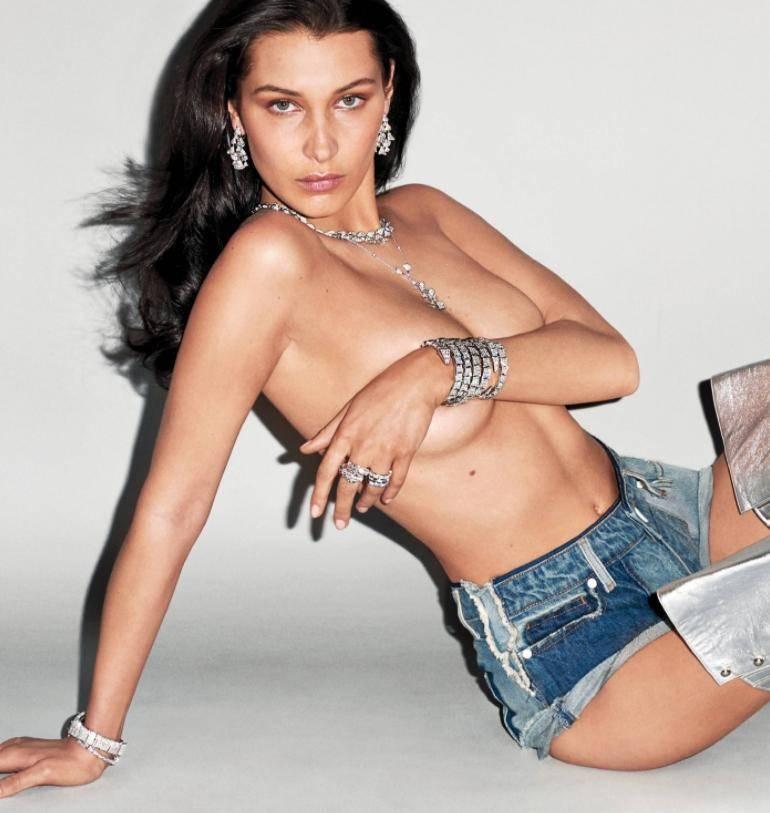 bella hadid otkrovennye foto 13 Горячие фото Bella Hadid, Самые красивые девушки мира, Самые сексуальные модели 252