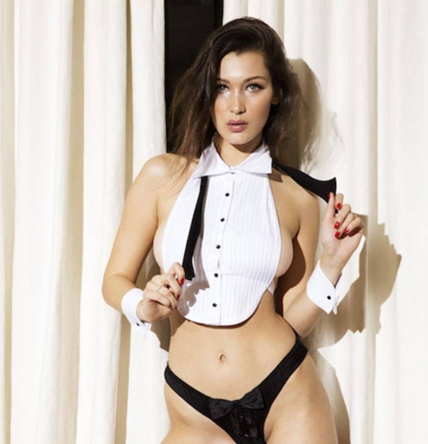 bella hadid otkrovennye foto 4 Горячие фото Bella Hadid, Самые красивые девушки мира, Самые сексуальные модели 234