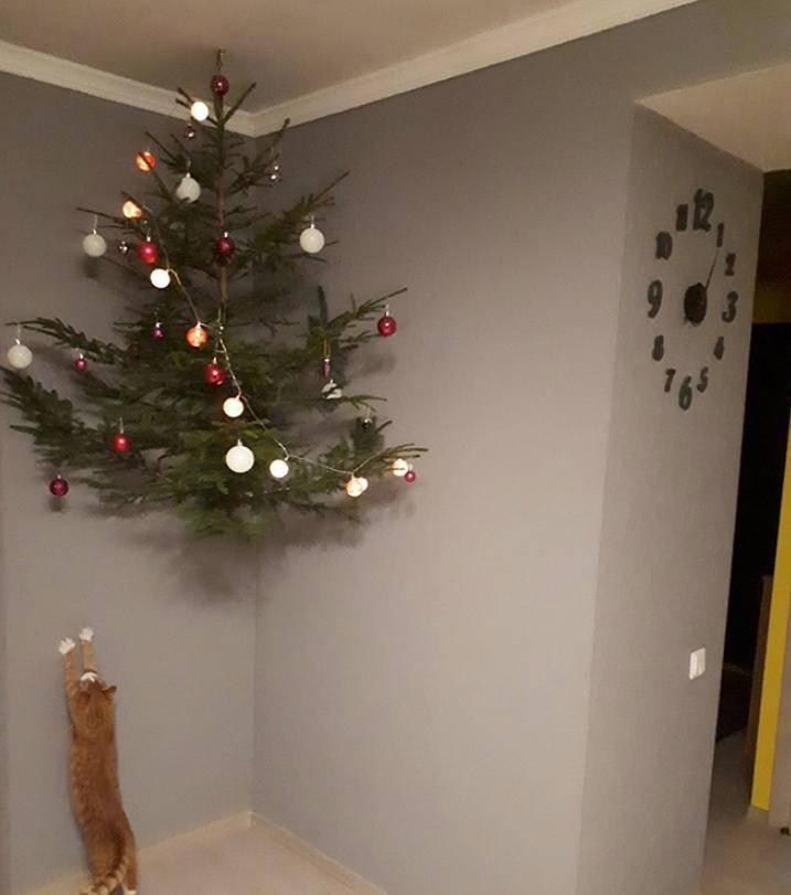 Безопасная новогодняя ёлка (1)