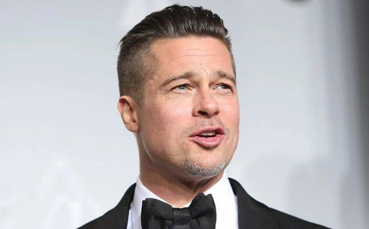 Brad Pitt - красивый мужчина