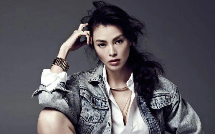Carmen Soo вошла в топ-50 самых красивых женщин-моделей мира