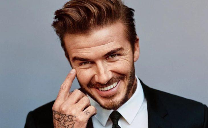 David Beckham красивый мужчина с красивым телом, как с картинки