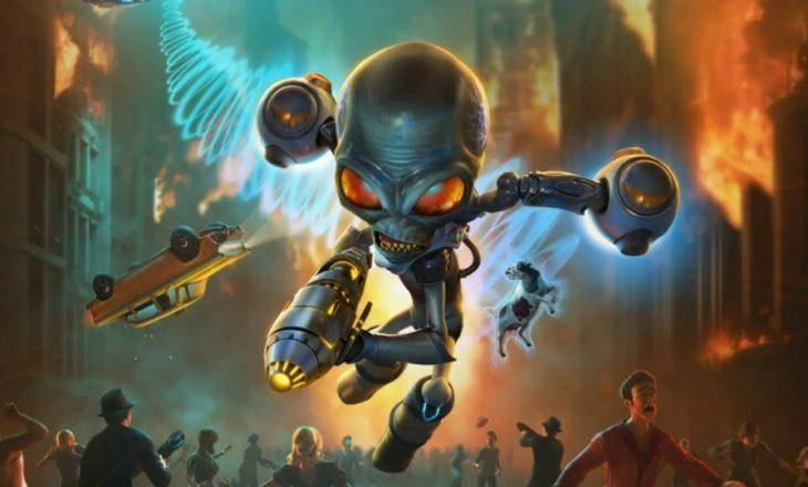 Ремейк культовой игры destroy all humans 2020: наш небольшой обзор