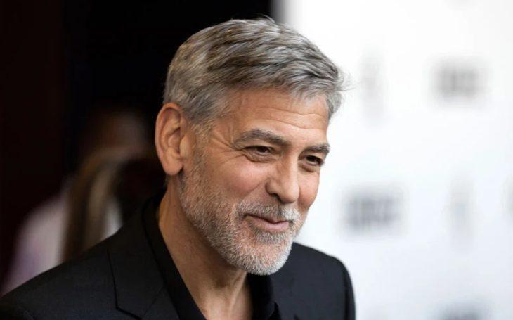 Красавчик George Clooney