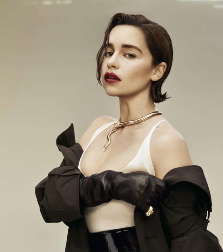 Emilia clarke сексуальные фото (4)