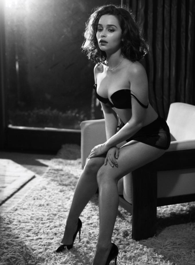 Эмилия кларк горячие фото (2)