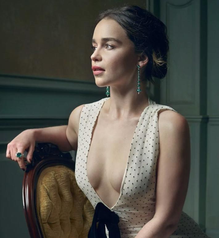 Эмилия кларк горячие фото (8)