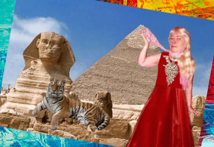 Женщина в египте