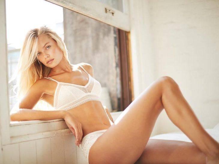 Горячие фото норвежской модели фрида аасен откровенные и пикантные (1)
