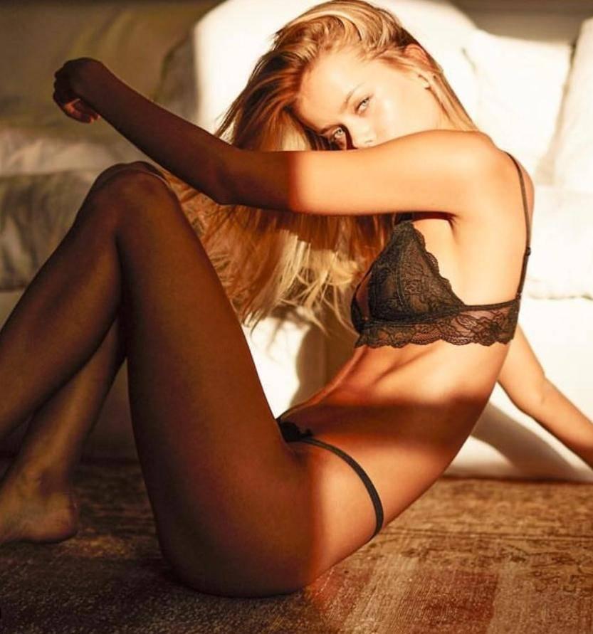 Горячие фото норвежской модели фрида аасен откровенные и пикантные (7)