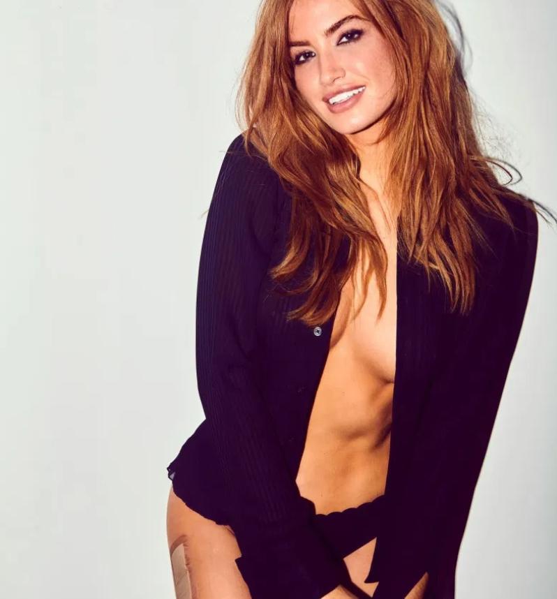 Haley kalil горячие фото в нижнем белье