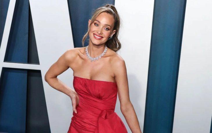 Одна из самых красивых моделей Hannah Jeter