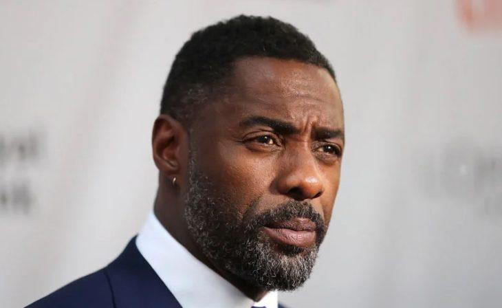 Idris Elba красивый темнокожий актёр