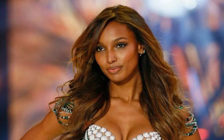 Jasmine Tookes сексуальная темнокожая супермодель