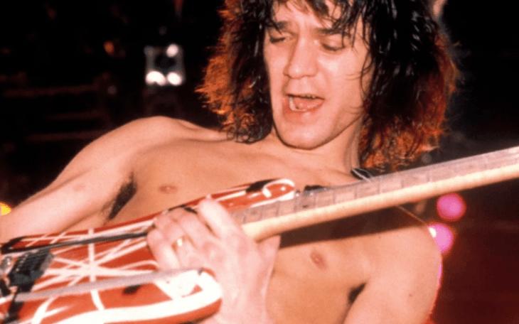 Эдди ван хален легендарный гитарист