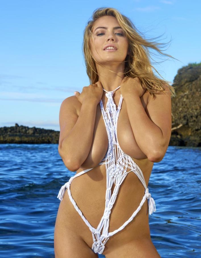 Кейт аптон в секси откровенные фотки в купальнике (2)