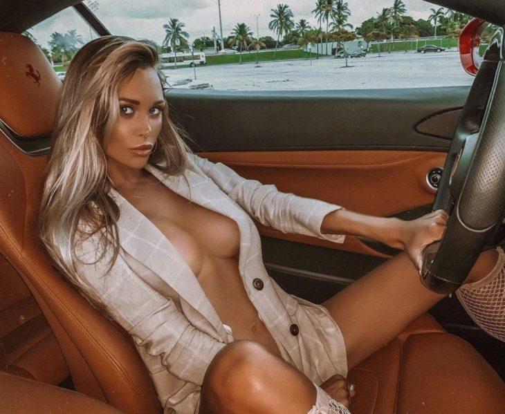 Лилия ермак голая в машине