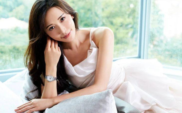 Lin Chi-Ling одна из самых красивых женщин Тайвани