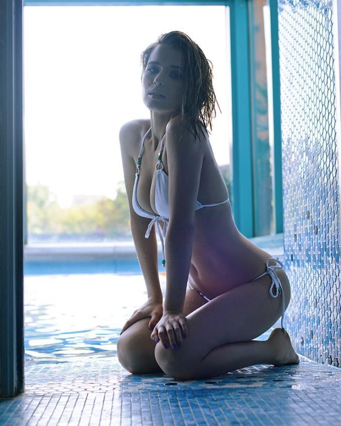 Любовь аксёнова упругая секси попа (4)