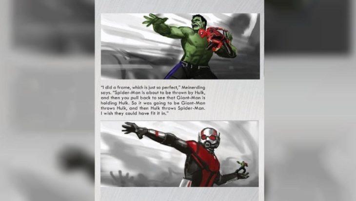Marvel художник