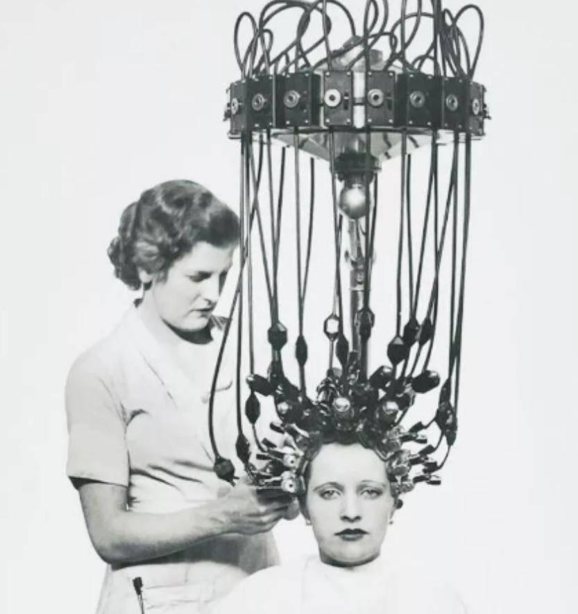 Машина для завивки волос