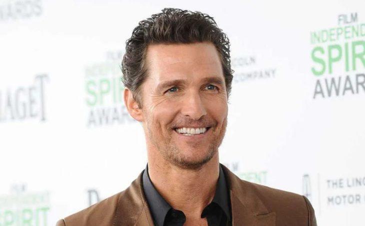 Красавчик Matthew McConaughey