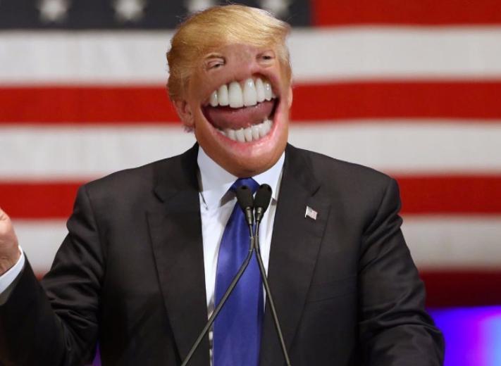Мемы про трампа (4)