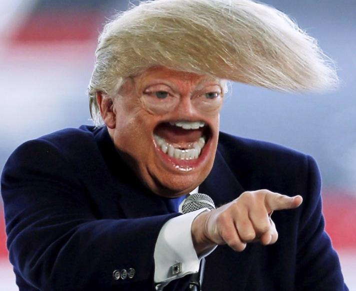 Мемы про трампа (5)