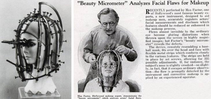 Микрометр красоты