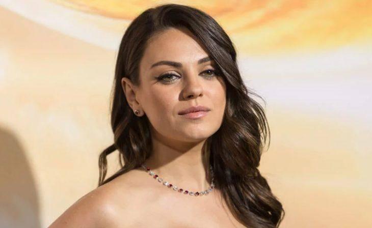 Mila Kunis входит в топ-50 самых красивых женщин мира