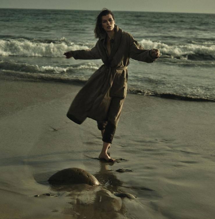 Milla jovovich фото от юлии горбаченко (3)