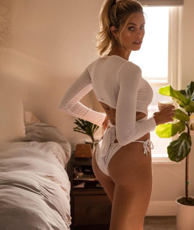 Натали розер сексуальная попа, стройное тело (8)