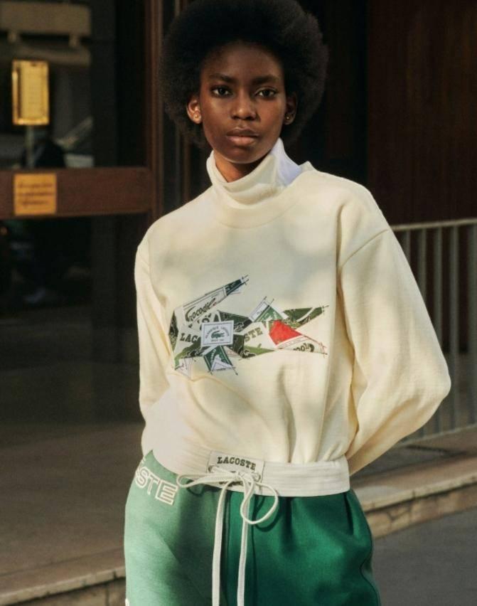 Новая коллекция одежды луиза троттер весна лето (2)