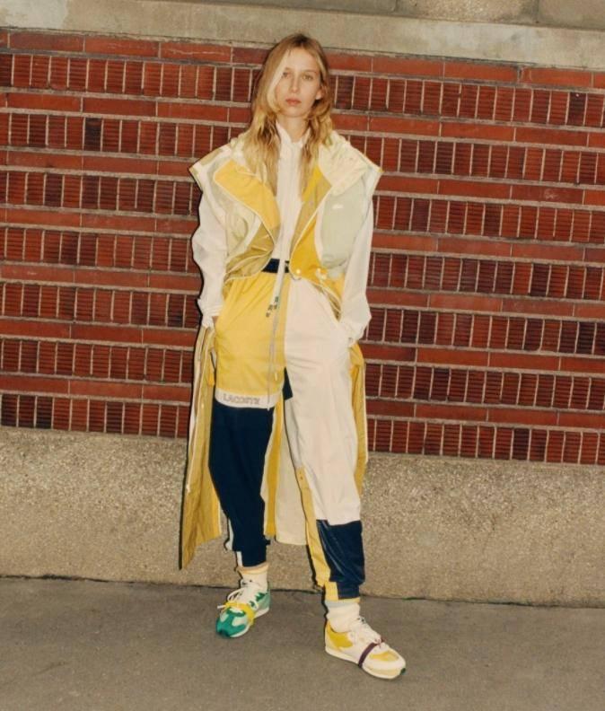 Новая коллекция одежды луиза троттер весна лето (4)