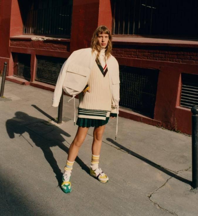 Новая коллекция одежды луиза троттер весна лето (6)