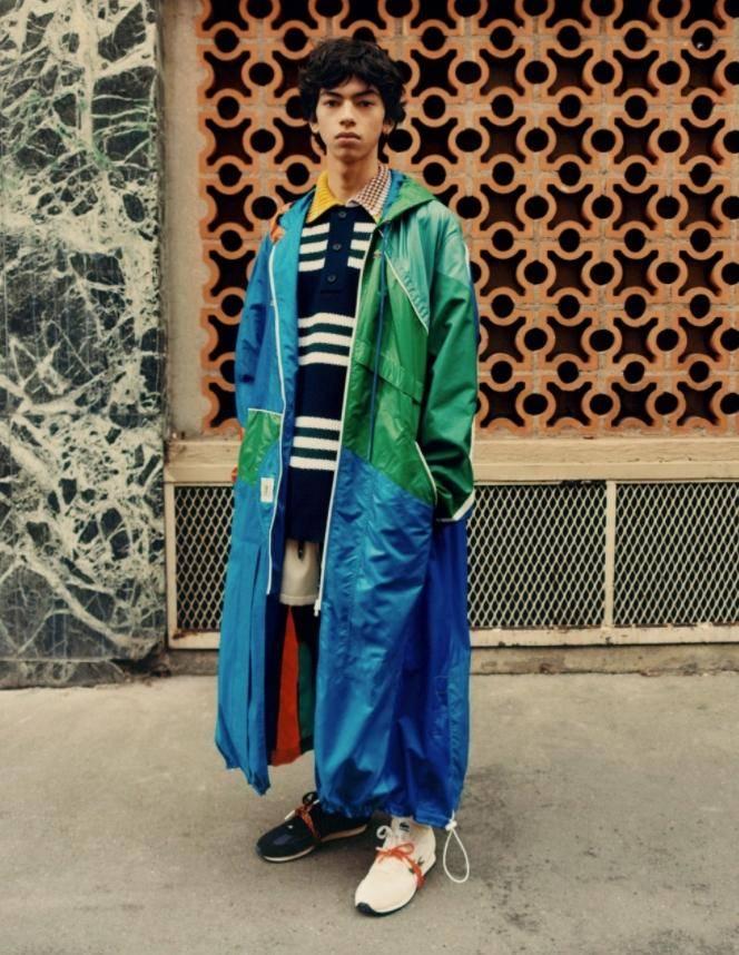 Одежда в ретро стиле от lacoste (6)