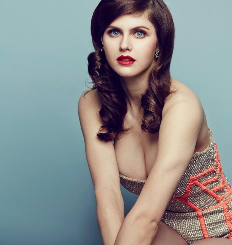 Откровенные фото красивой актрисы (5)