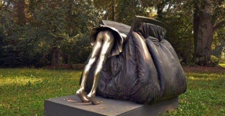 15 самых безумных и креативных скульптур со всего мира