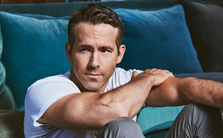 Ryan Reynolds входит в топ самых красивых актёров