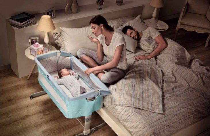 Родители выбирают детскую кроватку