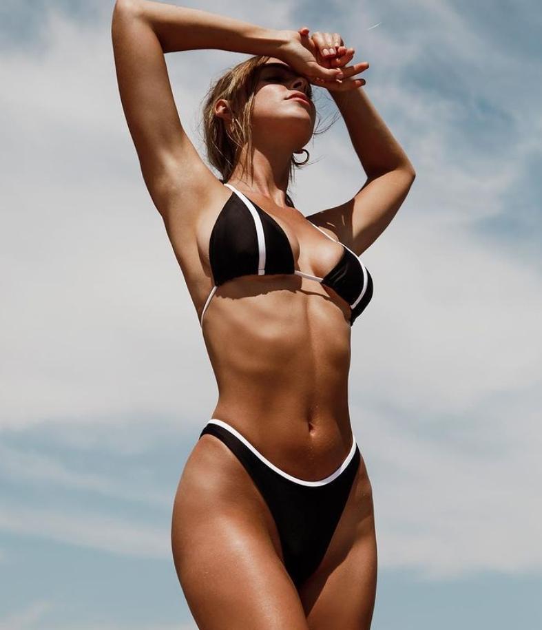 Самые горячие фото страстной красотки элизабет тёрнер (13)