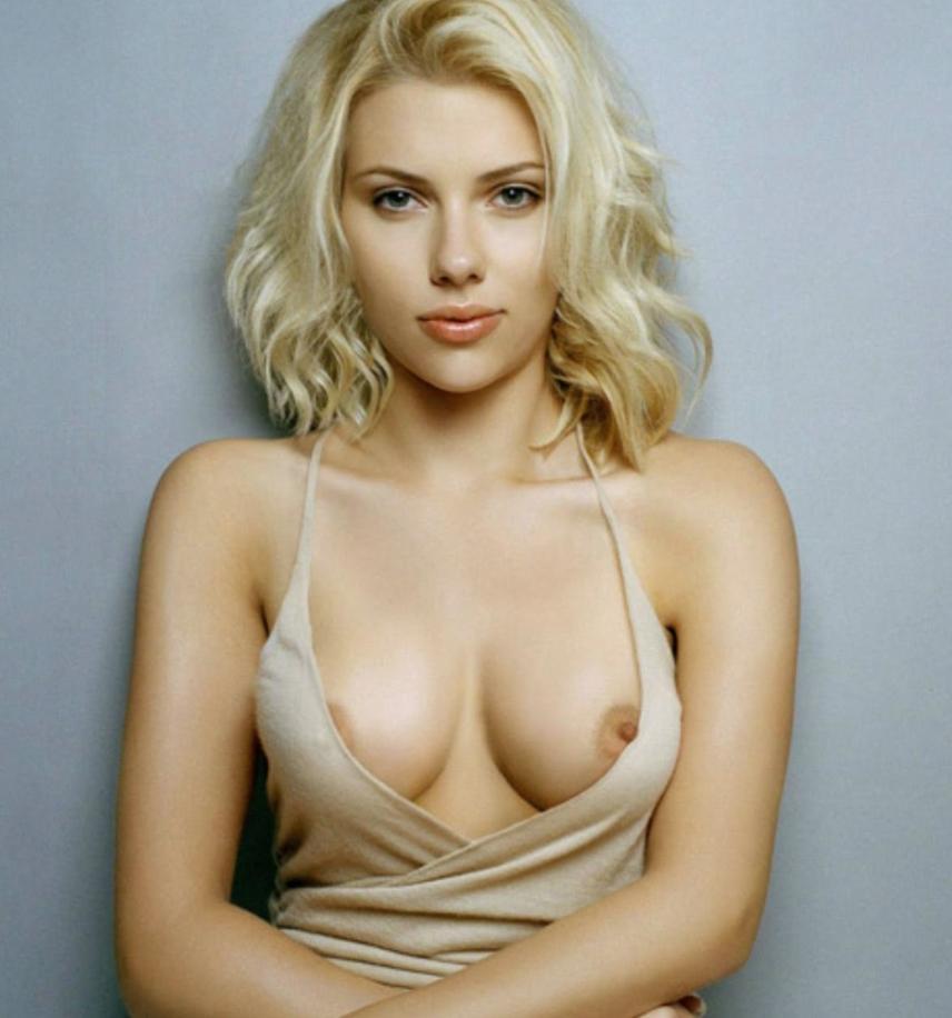 Scarlett johansson naked (1)